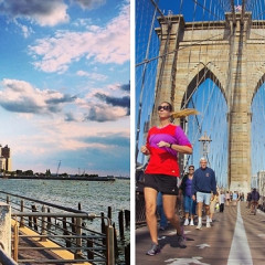NYC's Most Scenic Running Trails To Break A Sweat This Spring