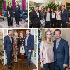 NET-A-PORTER Joins Katie & Todd Traina To Celebrate The San Francisco Film Society Awards Night
