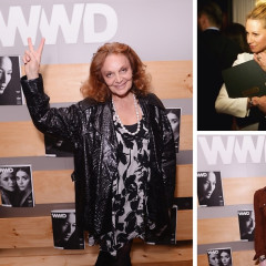 Fashion's Biggest Names Toast To The Relaunch Of WWD