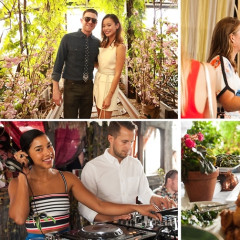 Bryan Greenberg Hosts The 4th Annual Olevolos Project Charity Brunch