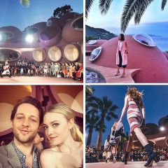 Instagram Round Up: Dior Takes Cruise To Cannes