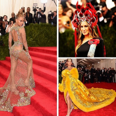 The Top 20 Must-See Looks From The 2015 Met Gala