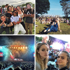 Instagram Round Up: Selfies & Style At Governors Ball 2015
