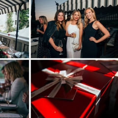 Baccarat Celebrates Its Latest Collections With An Intimate Dinner In Los Angeles