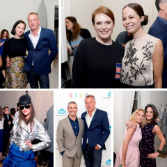 Julianne Moore Joins Hunter Hill In Hosting The 2nd Annual Perry Moore Hero Fund Fundraiser