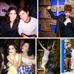 Marina & The Diamonds Host A Star-Studded Bash With NYLON & Boohoo.com
