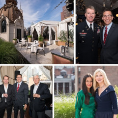 Inside The ReserveAid Summer Soiree At The Nomad Hotel