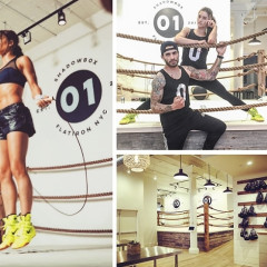 Introducing Shadowboxing: NYC's Newest Workout Trend