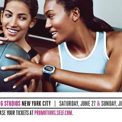 You're Invited: Get Up & Out With SELF Magazine