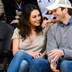 Ashton & Mila FINALLY Get Hitched: A Look Back At Their Perfect Relationship