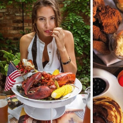 5 NYC Spots To Get A Patriotic Brunch This 4th Of July