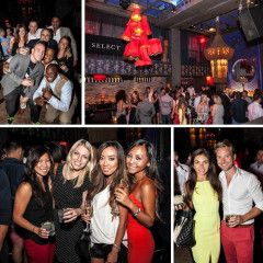 Inside The SELECT Summer Soirée At TAO Lounge