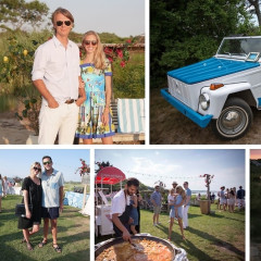 Guest Of A Guest & Dolce&Gabbana Light Blue Host A Mediterranean Escape In Montauk