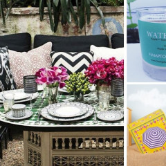 Unique Summer Gifts For Your Hamptons Hostess
