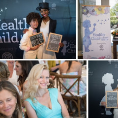 Inside The Healthy Child Healthy World Luncheon