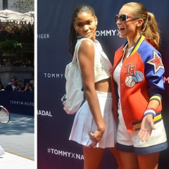 TommyXNadal: Inside Strip Tennis With Rafa Nadal & Tommy Hilfiger