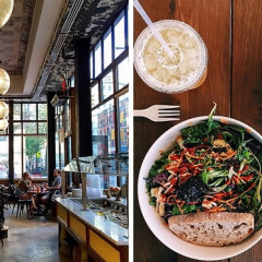 Where To Get The Best Lunchtime Salads In NYC