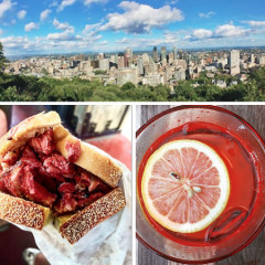An Insider's Guide To Montreal: Summer Edition