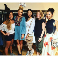 Last Night's Parties: Shinola Opens, Marie Claire Hosts A Screening, District Closets Shopping And More!
