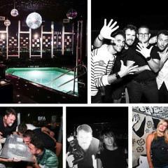BFA Celebrates 5 Years With A Blowout Party At Le Bain
