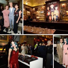 The Business Of Fashion Celebrates The Third Annual #BoF500 In London