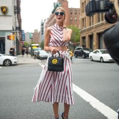 Fashion Week Street Style: Day 3 With Giovanna Battaglia & Rachel Zoe