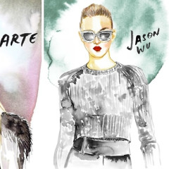 Trendspotting Through The Eyes Of A Fashion Illustrator