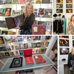 108 Rock Star Guitars Celebrates New Exhibit at RONROBINSON Ultimate Lifestyle Store