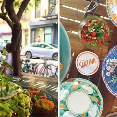 NYC Brunch Spots: Labor Day Weekend Edition