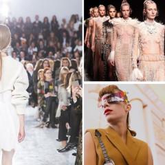 Runway Recap: The Best Of Paris Fashion Week SS16