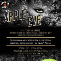 Jim Beam Apple Eve, Hosted By Mila Kunis