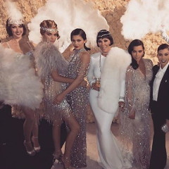 Of Course Kris Jenner Hosted A Gatsby-Themed 60th Birthday Party