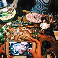 The Dish: A Mexican Thanksgiving At Bodega Negra