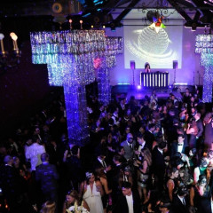 Inside The 3rd Annual UNICEF Black & White Masquerade Ball