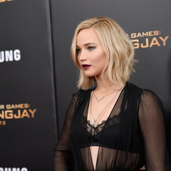 Jennifer Lawrence & Julianne Moore Hit The Red Carpet For