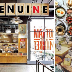 Foodie Approved: 10 Gourmet Food Halls To Explore In NYC