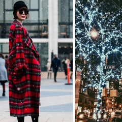 12 Signs That The Holiday Season Is Upon NYC