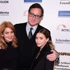 Ashley Olsen Joined In On A Mini Full House Reunion