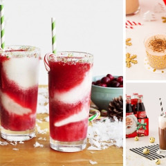 Have Yourself A Merry Little Cocktail: 15 Holiday Inspired Drinks
