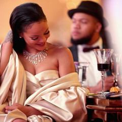 Rihanna Shines Bright As The Belle Of The Diamond Ball