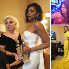 2016 Golden Globes: The Best Celebrity Moments On Instagram