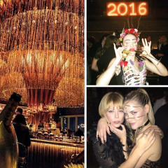Instagram Round Up: NYC Celebrates NYE 2016