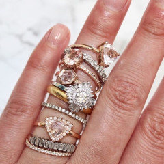 The Major Engagement Ring Trends Of 2016