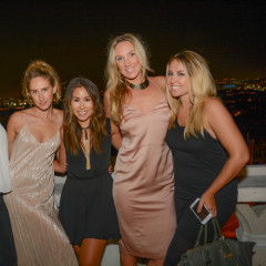 Journelle Hosts An Elegant Evening At The Chateau Marmont