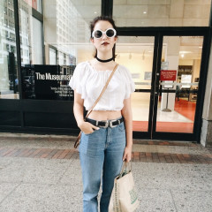 Back To School Street Style: FIT 2016
