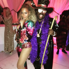 Inside Beyoncé's Soul Train-Themed 35th Birthday Party In NYC
