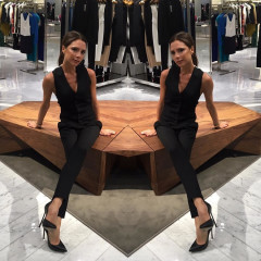 What's In Victoria Beckham's Bag?