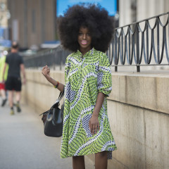 Fashion Week Street Style: Day 2
