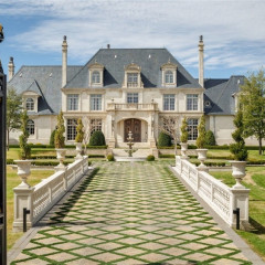 This $32 Million Texas Mansion Comes With A Built-In Waterpark