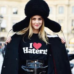 Chiara Ferragni Has A Message For Vogue